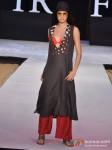 Model walk for Asmita Marwah's Show at India Resort Fashion Week 2012 Pic 8