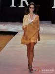 Model walk for Asmita Marwah's Show at India Resort Fashion Week 2012 Pic 6
