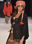 Model walk for Asmita Marwah's Show at India Resort Fashion Week 2012 Pic 3