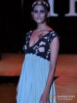 Model walk for Rocky S at India Resort Fashion Week 2012 Pic 5