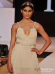 Model walk for Rocky S at India Resort Fashion Week 2012 Pic 2