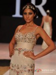 Model walk for Rocky S at India Resort Fashion Week 2012 Pic 1