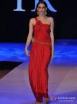 Model walks for Arjun Kapoor's at India Resort Fashion Week 2012 Pic 4