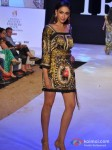 Model walks for Arjun Kapoor's at India Resort Fashion Week 2012 Pic 3