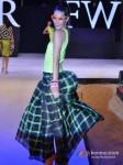 Model walks for Designer Babita Malkani's show at India Resort Fashion Week 2012 Pic 1