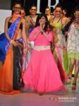 Designer Babita Malkani's show at India Resort Fashion Week 2012 Pic 2