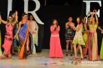 Designer Babita Malkani's show at India Resort Fashion Week 2012 Pic 4