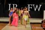 Designer Babita Malkani's show at India Resort Fashion Week 2012 Pic 1