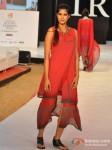 Model walks for Designer Shruti Sancheti's show at India Resort Fashion Week 2012 Pic 6