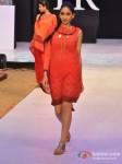 Model walks for Designer Shruti Sancheti's show at India Resort Fashion Week 2012 Pic 4