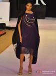 Model walks for Designer Shruti Sancheti's show at India Resort Fashion Week 2012 Pic 2