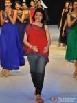 Designer Shruti Sancheti's show at India Resort Fashion Week 2012 Pic 1