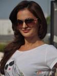 Monica Bedi at Godrej Eon Tour De India race Pic 1