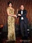 Mr Nirav Modi And Anushka Sharma At Grace Hello Awards 2012