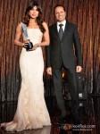 Mr Vineet Jain And Priyanka Chopra At Grace Hello Awards 2012