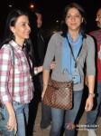 Namrata Dutt And Priya Dutt at Gun N Roses concert Pic 2