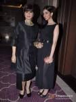 Neeta Lulla And Nishka Lulla at Harper's Bazaar India Bash