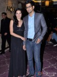 Nikhila Palat And Vivaan Bhathena At Talaash success bash