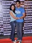 Nikhila Palat And Vivaan Bhathena at the launch of 'Superdry' Pic 2