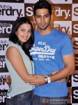 Nikhila Palat And Vivaan Bhathena at the launch of 'Superdry' Pic 1