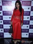 Nisha Jamwal at Harper's Bazaar India Bash Pic 2