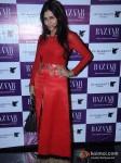 Nisha Jamwal at Harper's Bazaar India Bash Pic 1