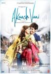 Nushrat Bharucha and Kartik Tiwari in Akaash Vani Movie Poster