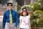 Nushrat Bharucha and Kartik Tiwari romance in Akaash Vani Movie Stills