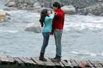 Nushrat Bharucha romances with Kartik Tiwari in Akaash Vani Movie Stills
