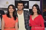 Parineeti Chopra, Arjun Kapoor And Anjana Sukhani at Aamby Valley Glitterati 2013 Press Meet Pic 2