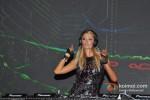 Paris Hilton plays the perfect DJ at India Resort Fashion Week 2012 Pic 13