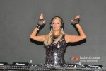 Paris Hilton plays the perfect DJ at India Resort Fashion Week 2012 Pic 12