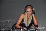 Paris Hilton plays the perfect DJ at India Resort Fashion Week 2012 Pic 3
