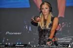 Paris Hilton plays the perfect DJ at India Resort Fashion Week 2012 Pic 1