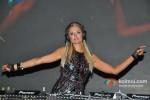 Paris Hilton plays the perfect DJ at India Resort Fashion Week 2012 Pic 2