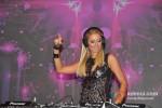 Paris Hilton plays the perfect DJ at India Resort Fashion Week 2012 Pic 11
