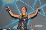 Paris Hilton plays the perfect DJ at India Resort Fashion Week 2012 Pic 6