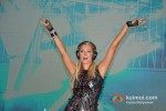 Paris Hilton plays the perfect DJ at India Resort Fashion Week 2012 Pic 4