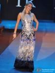 Paris Hilton walks for Shane & Falguni at India Resort Fashion Week 2012 Pic 3