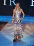 Paris Hilton walks for Shane & Falguni at India Resort Fashion Week 2012 Pic 2