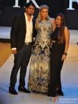 Paris Hilton walks for Shane & Falguni at India Resort Fashion Week 2012 Pic 7