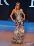 Paris Hilton walks for Shane & Falguni at India Resort Fashion Week 2012 Pic 5