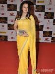 Poonam Dhillon walk the Red Carpet of Big Star Awards Pic 2