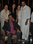 Poonam Sinha, Krishika Lulla, Manyata Dutt And Sanjay Dutt At Shatrughan Sinha's Dinner in Honour of Kokilaben Ambani Hospital Doctors