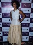 Poorna Jagannathan at Harper's Bazaar India Bash Pic 1