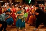 Prabhu Deva dances with Ganesh Acharya and Saroj Khan in 'Psycho Re' Song in ABCD – Any Body Can Dance Movie Stills