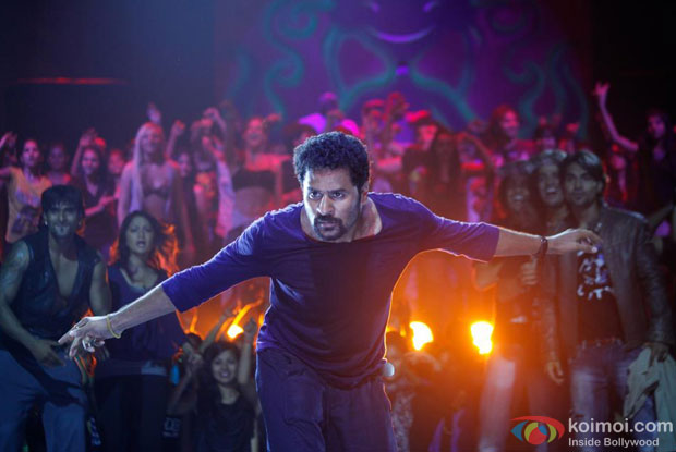 muqabla song of abcd anybody can dance