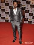 Prabhu Dheva walk the Red Carpet of Big Star Awards