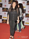 Prachi Shah walk the Red Carpet of Big Star Awards Pic 1