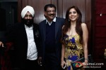 Priyadarshan Dimple And Fouzdar at Bonny Duggal's New Entertainment Office Launch Party in Delhi